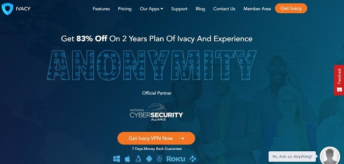 Ivacy VPN测评 - 简单好用的国外VPN